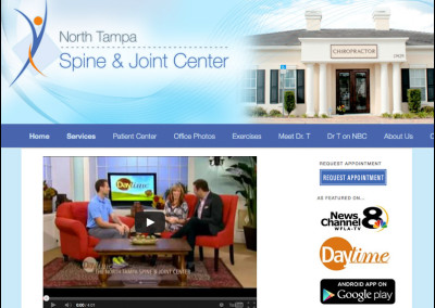 North Tampa Spine & Joint Center